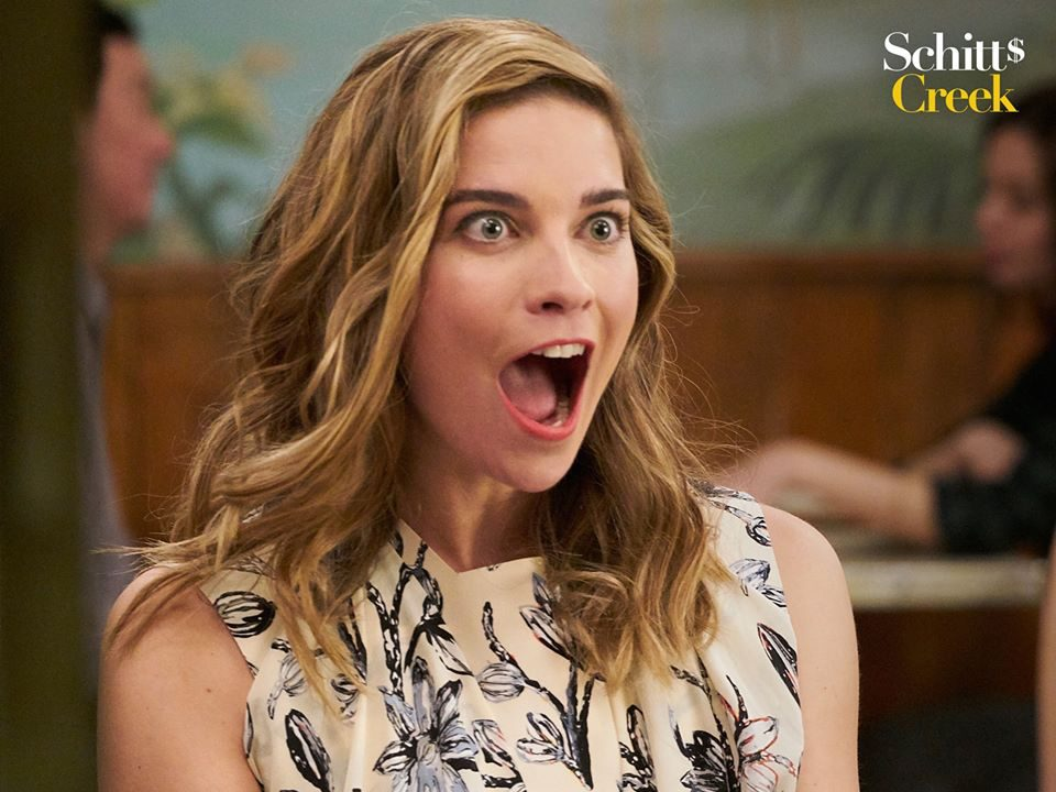 Funny Schitt's Creek quotes - Alexis Rose