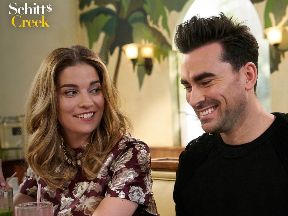 Best Schitt's Creek quotes - Alexis and David