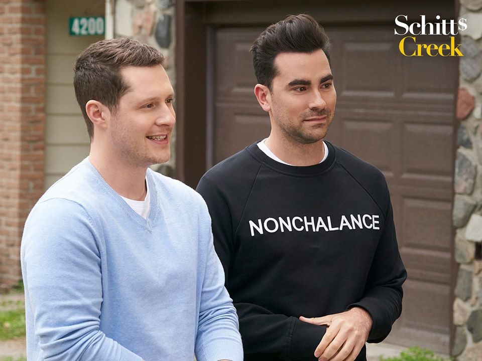 Funny Schitt's Creek quotes - David Rose and Patrick