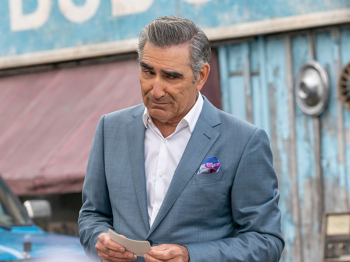 Schitt's Creek quotes - Johnny Rose