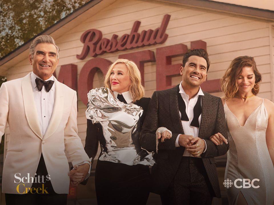Best Schitt's Creek quotes - Rose family