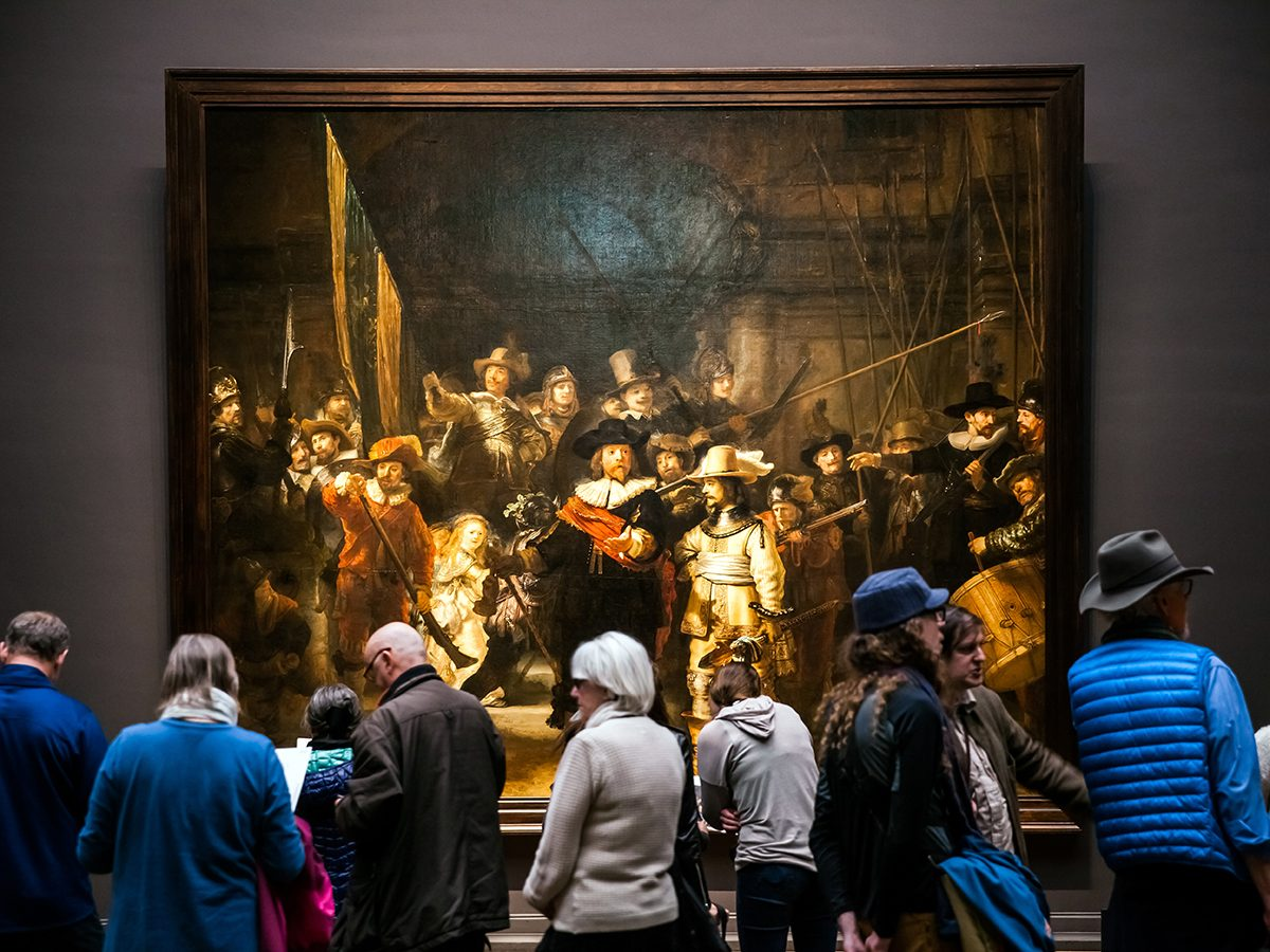 Things to do in Amsterdam - Rijksmuseum