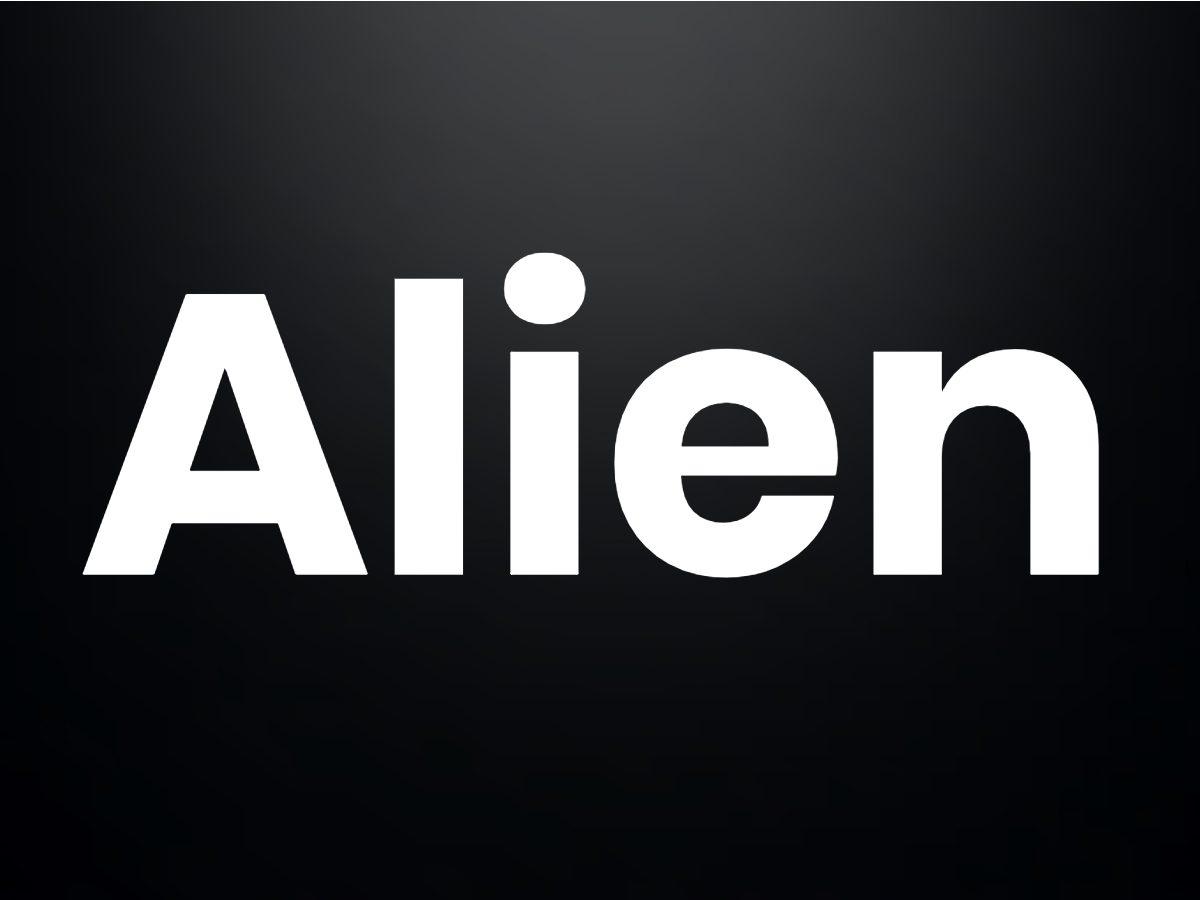 Trivia questions - Alien