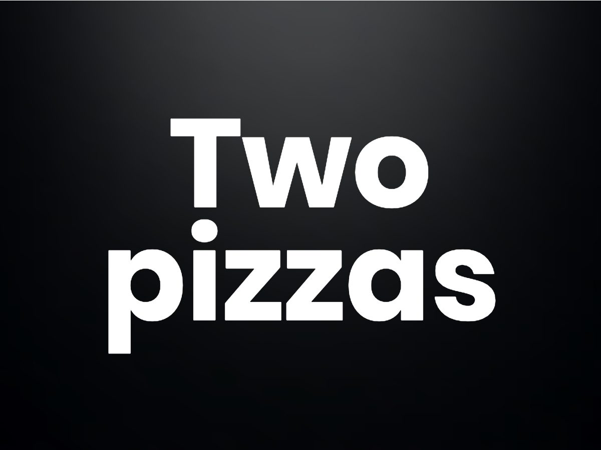 Trivia questions - Two pizzas