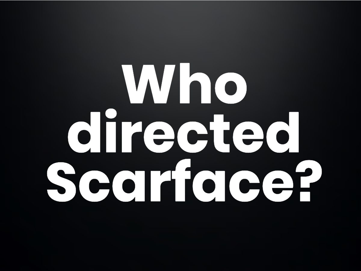 Trivia questions - Who got nominated for directing the now widely respected film Scarface?