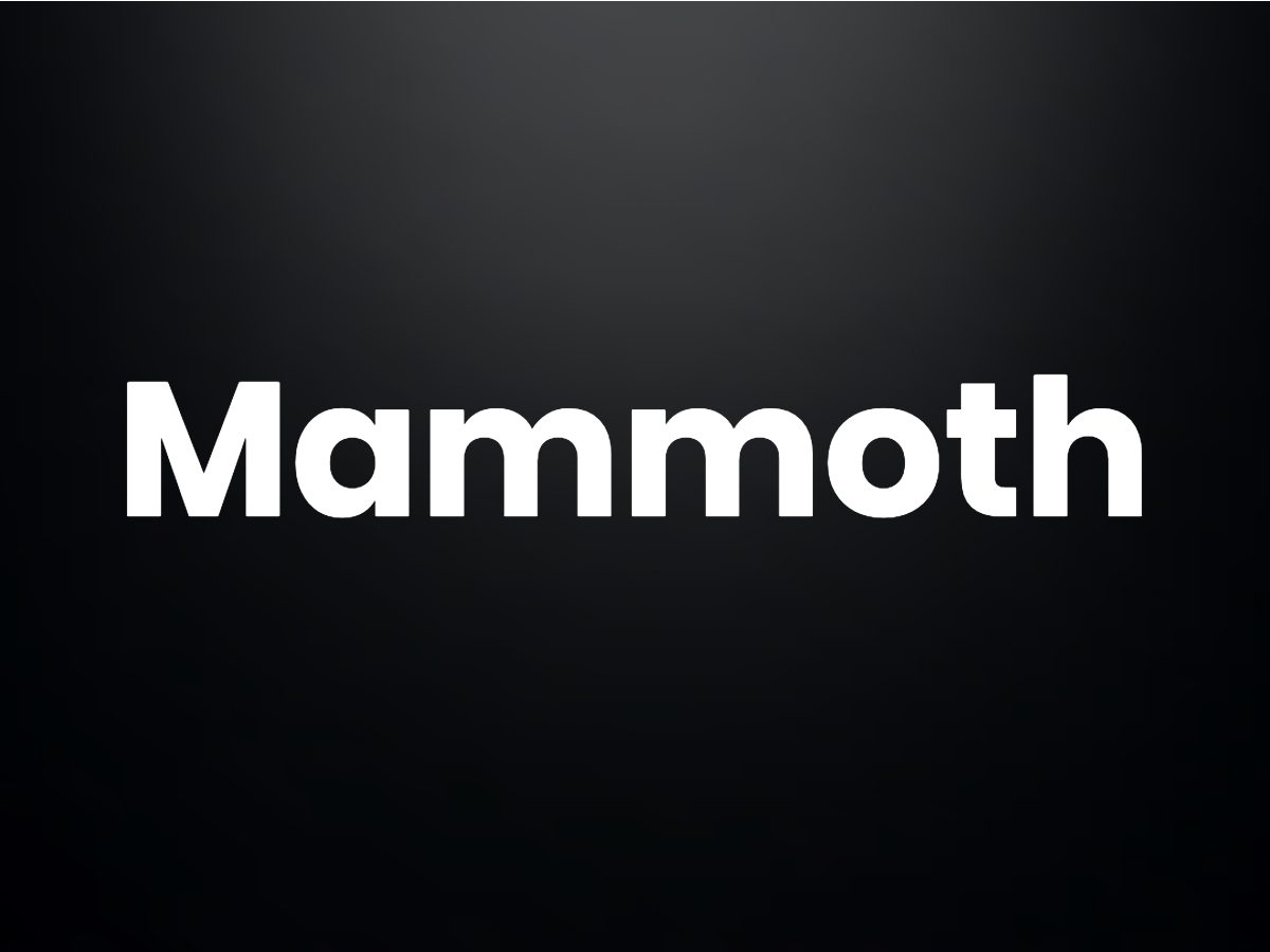 Trivia questions - Mammoth