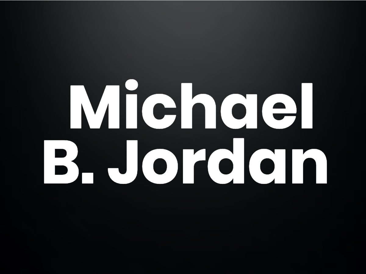 Michael B. Jordan