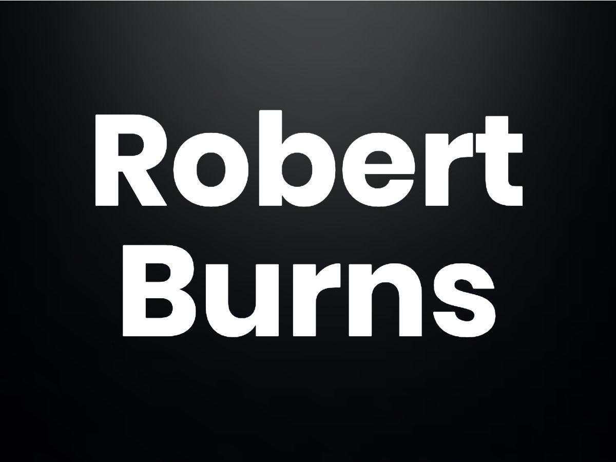Trivia questions - Robert Burns
