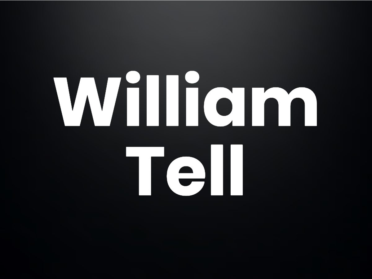 Trivia questions - William Tell
