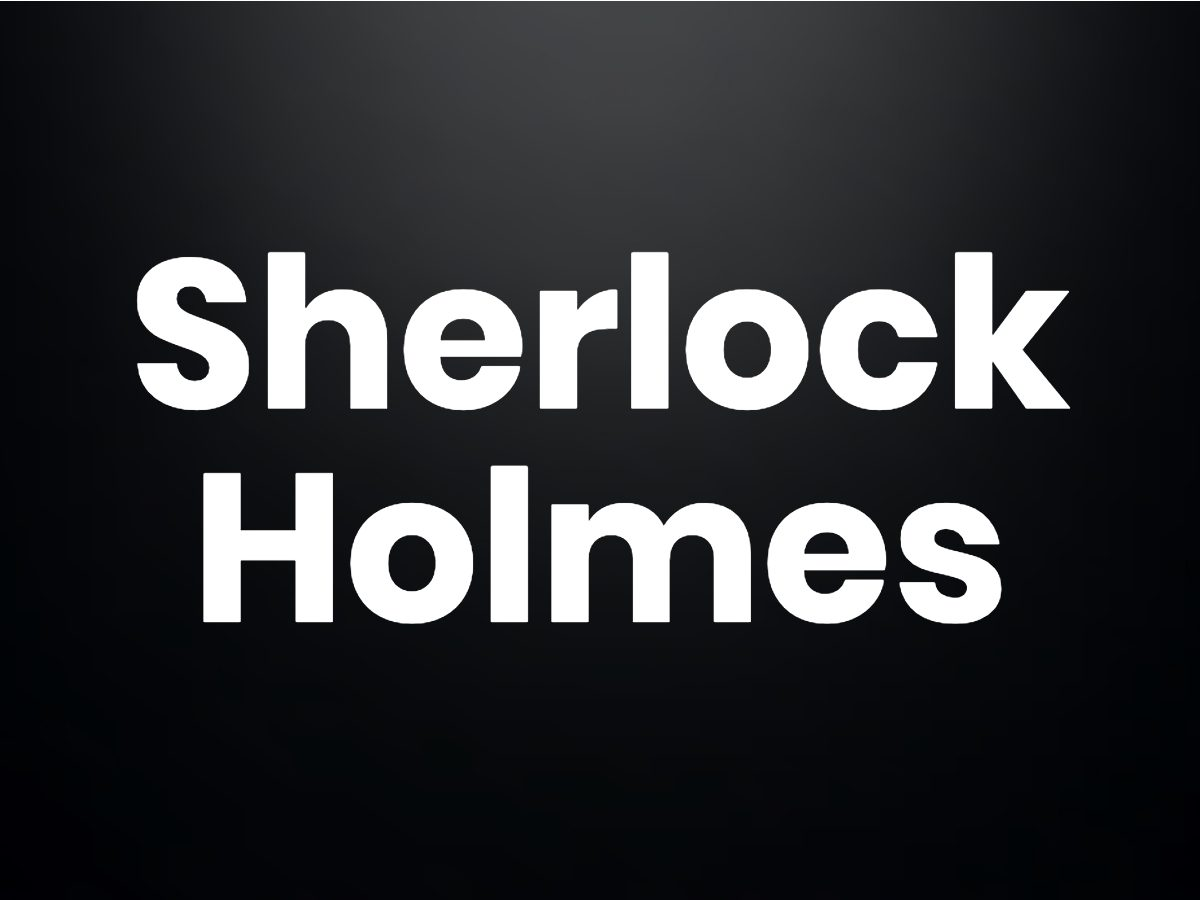 Trivia questions - Sherlock Holmes
