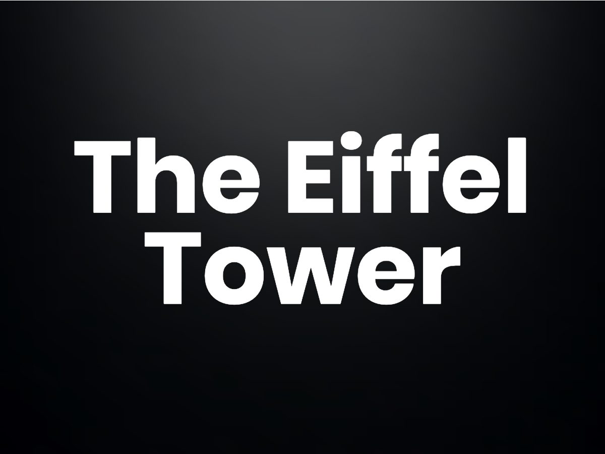 Trivia questions - The Eiffel Tower