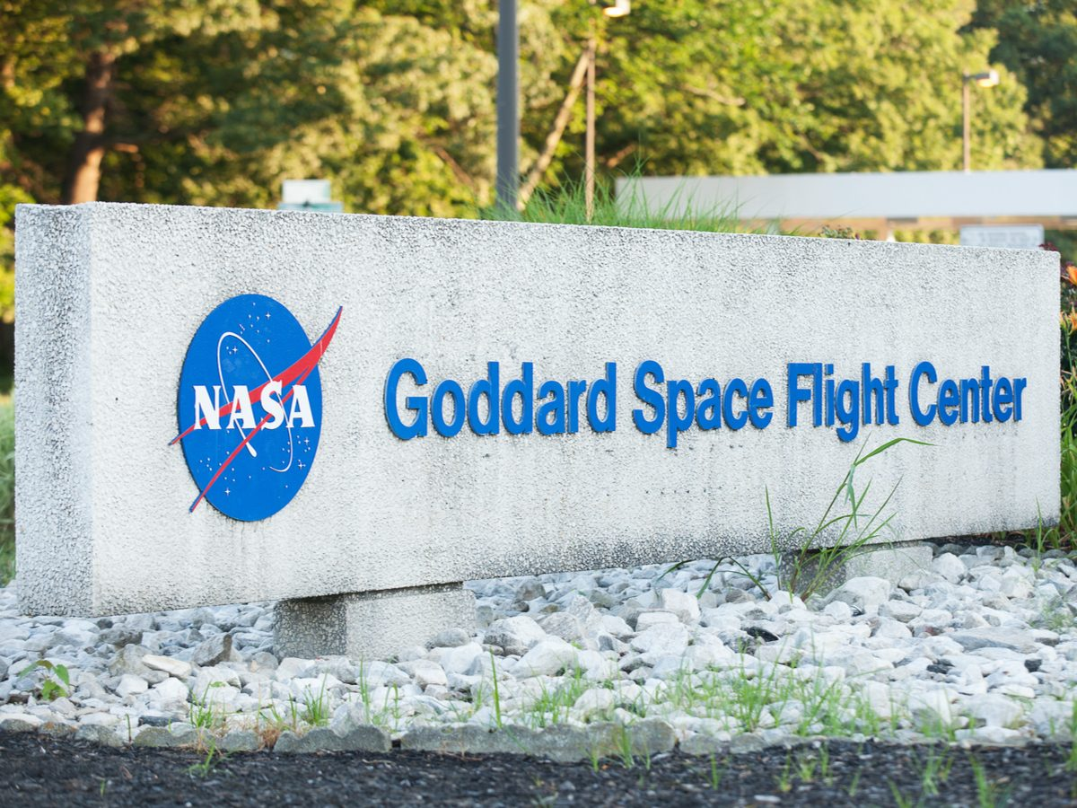 NASA's Goddard Space Flight Center in Maryland