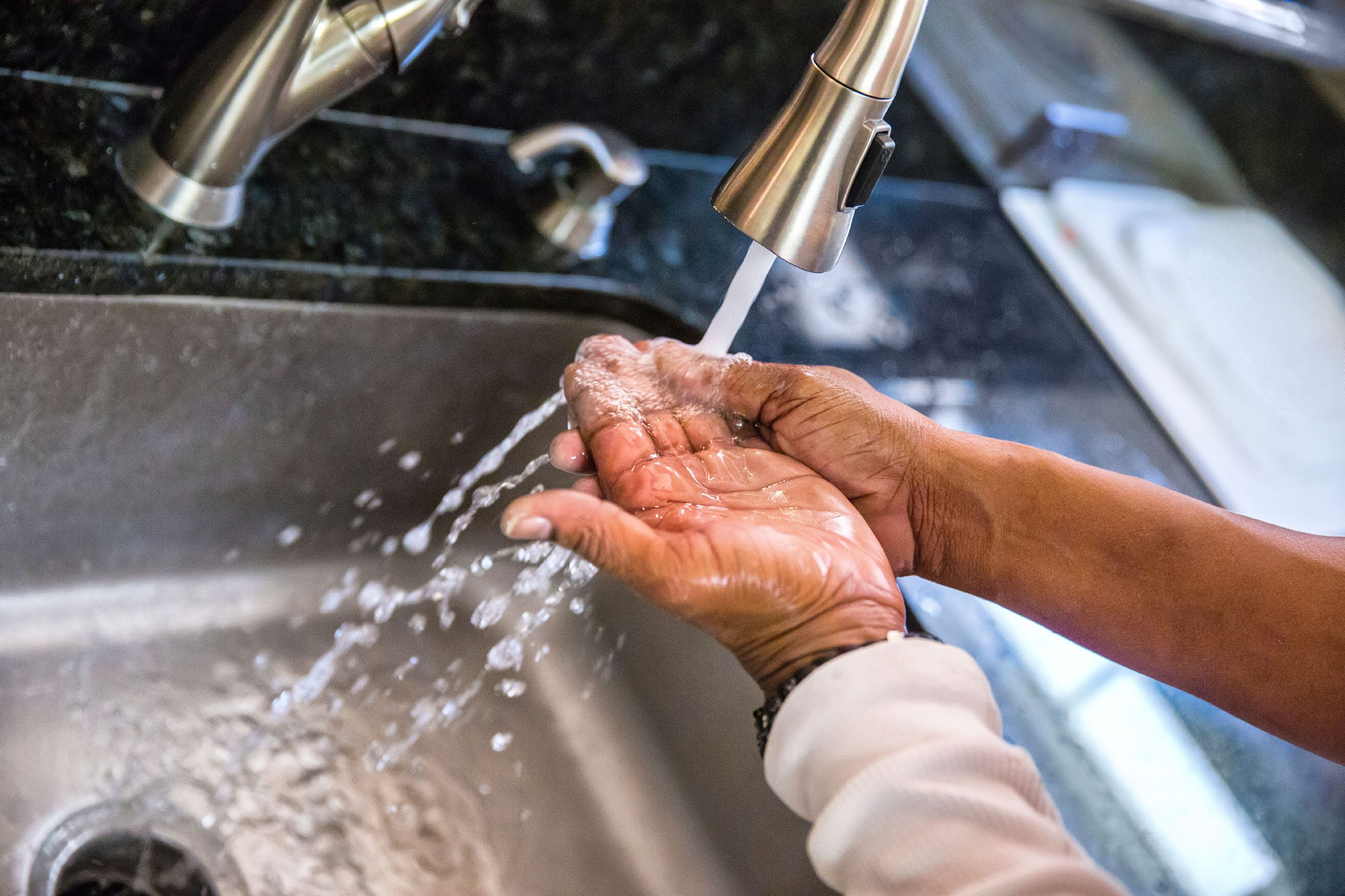 hand washing mistakes nooks and crannies