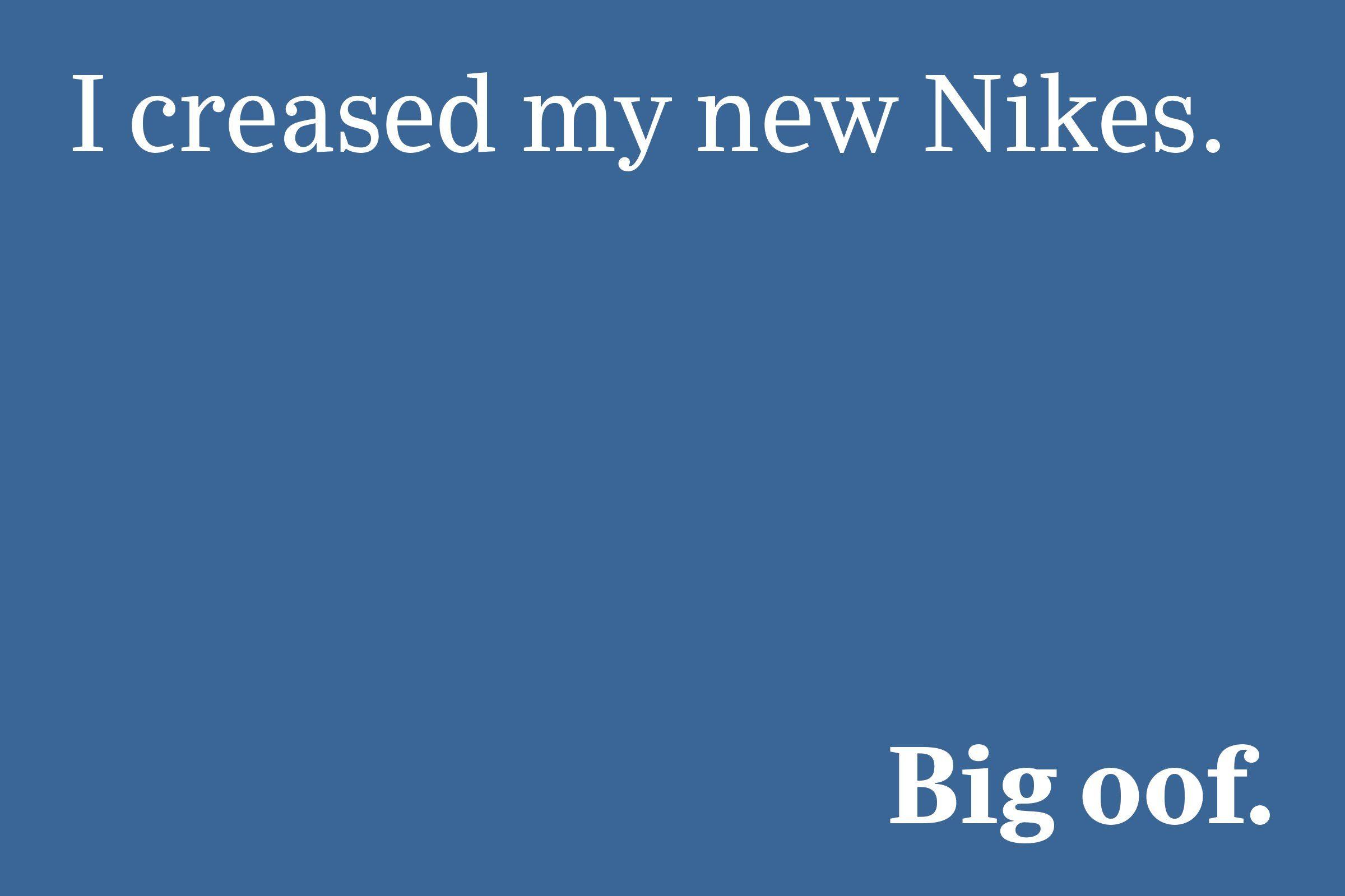 big oof slang 2020