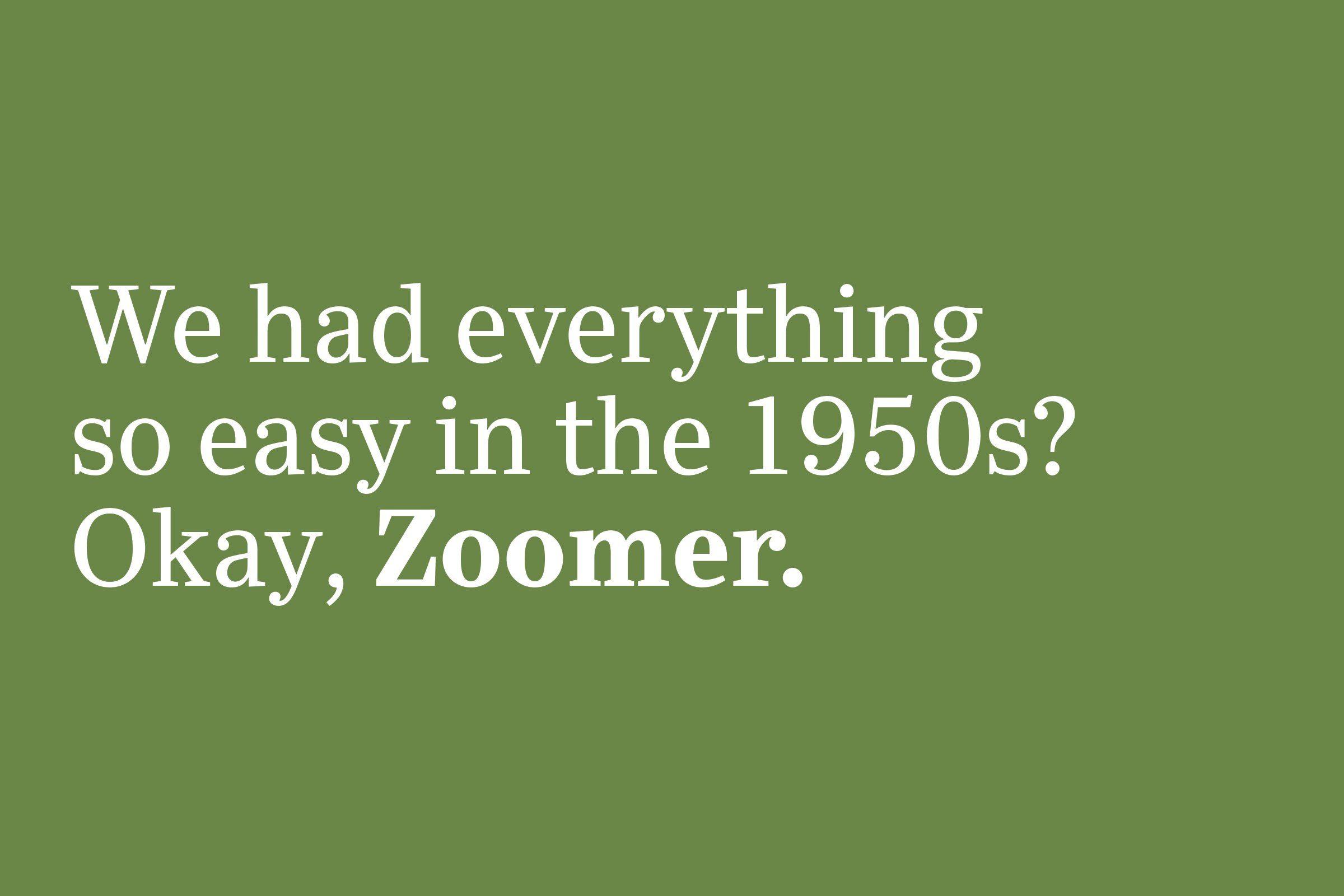 zoomer slang 2020