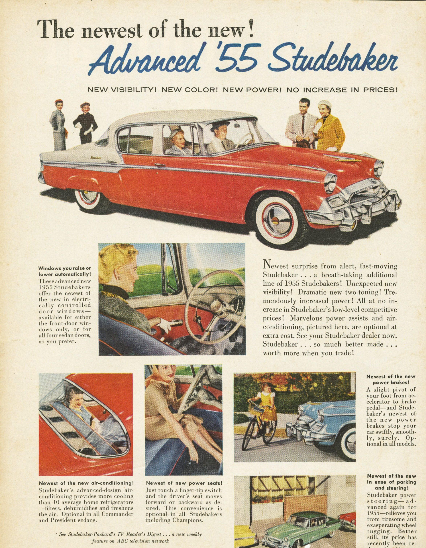Studebaker Sedan