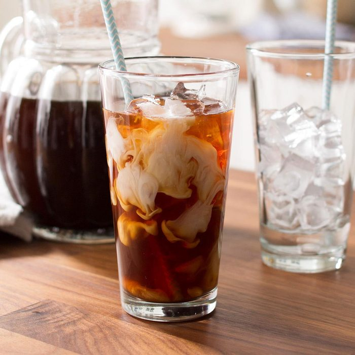 Cold-brew coffee