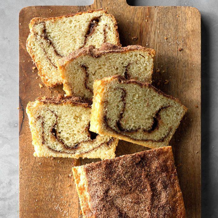Country Cinnamon Swirl Bread recipe