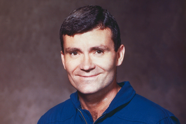 Portrait of Fred W. Haise Jr.