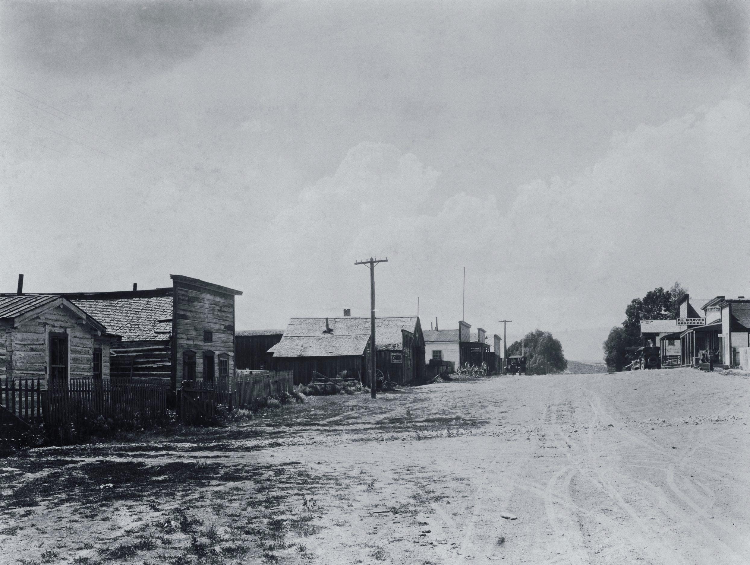 Bannack Montana gold rush