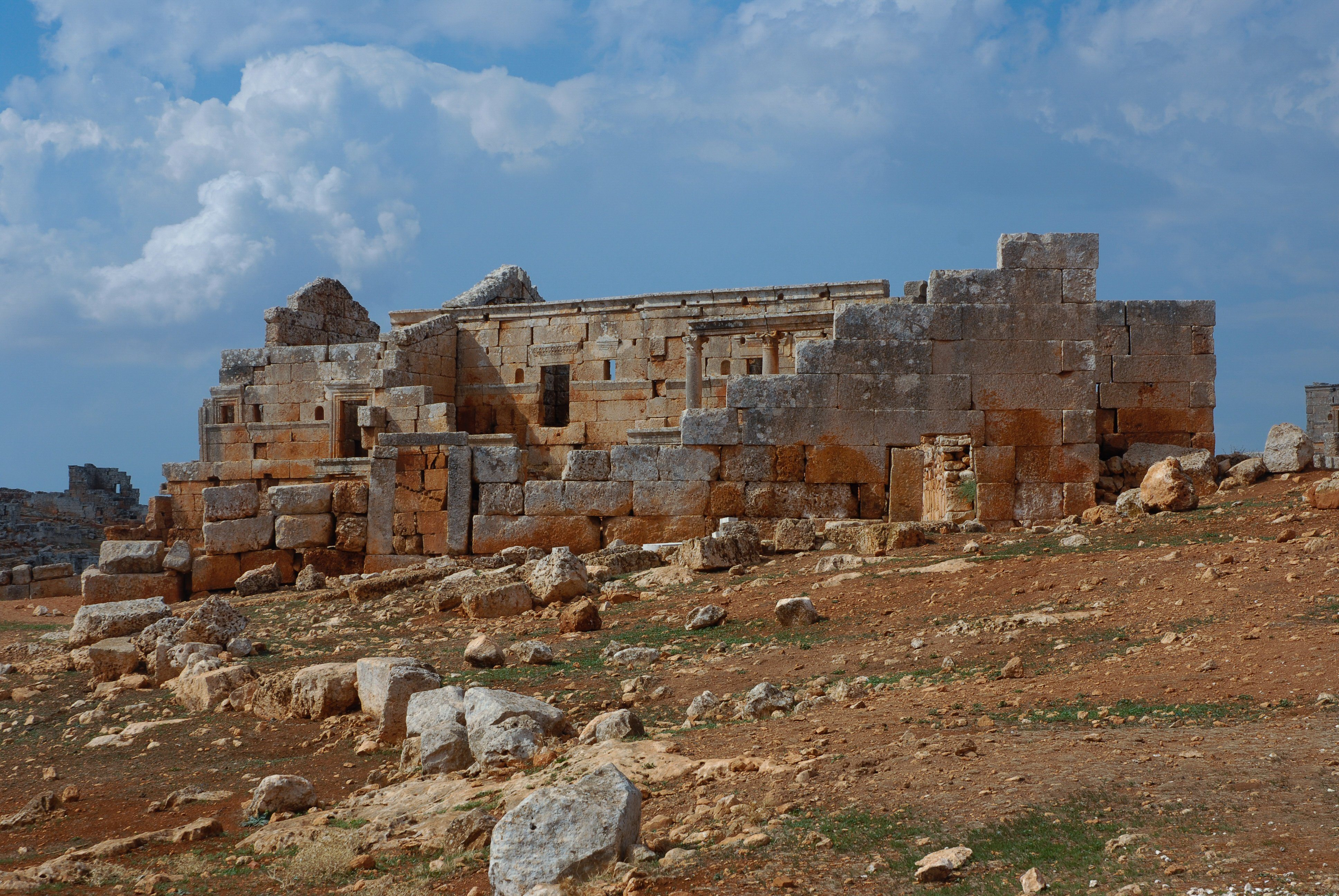 dead cities syria