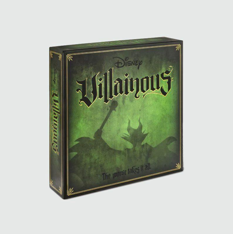 villainous game