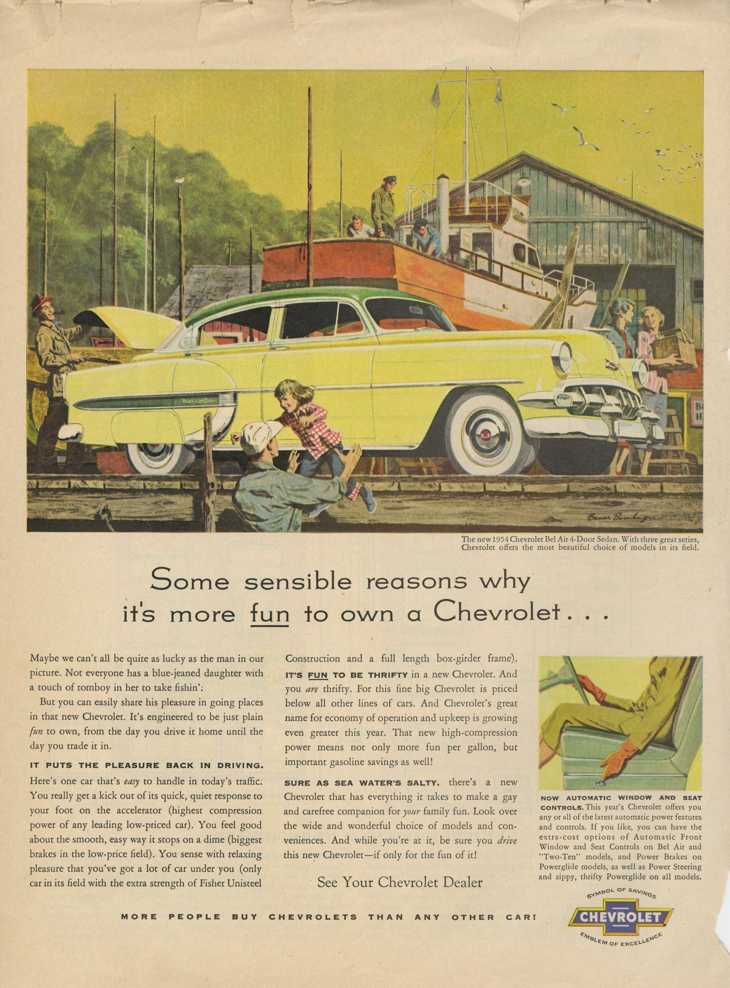 Chevrolet Bel Air1954