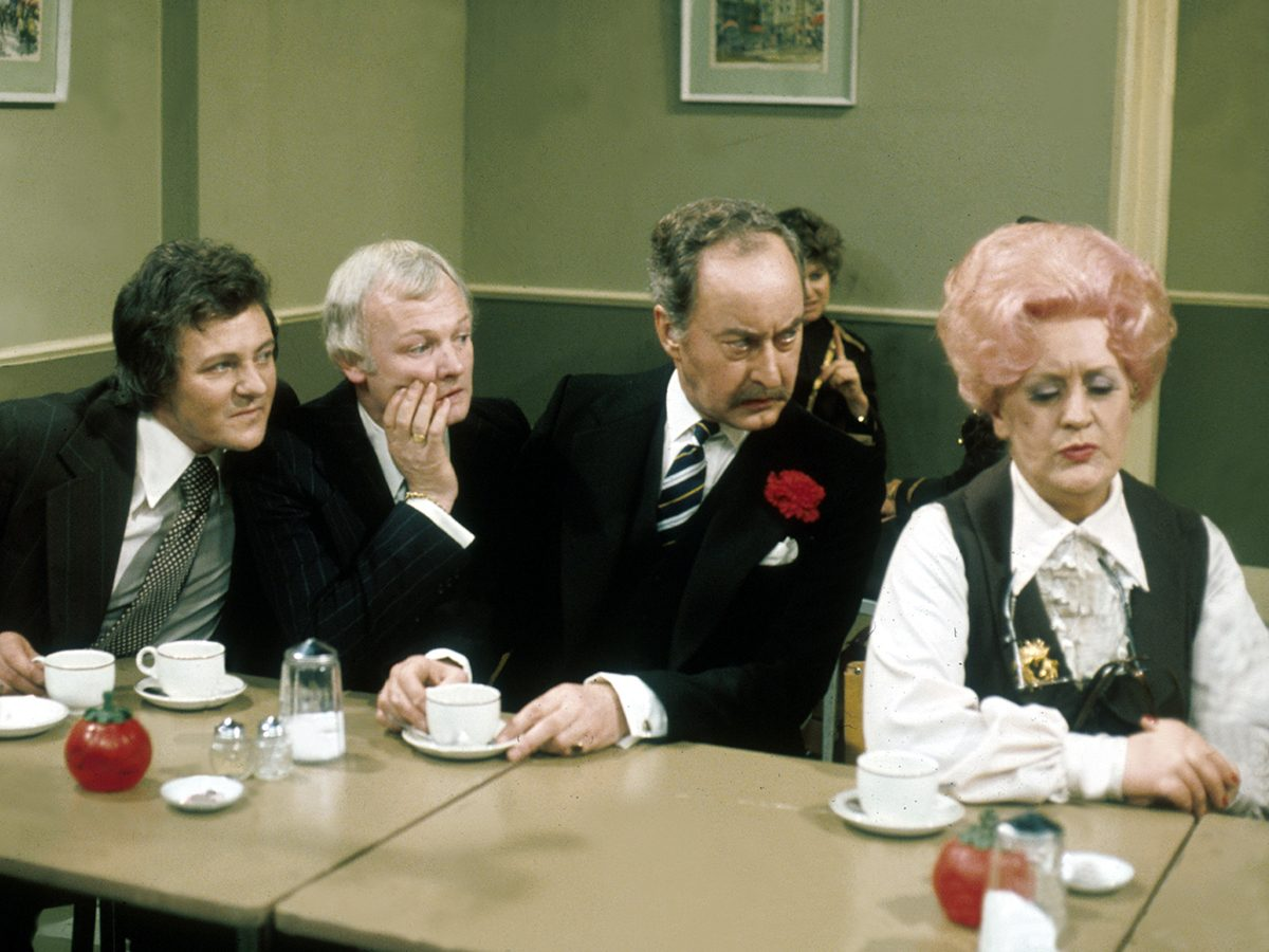 Are You Being Served? on BritBox