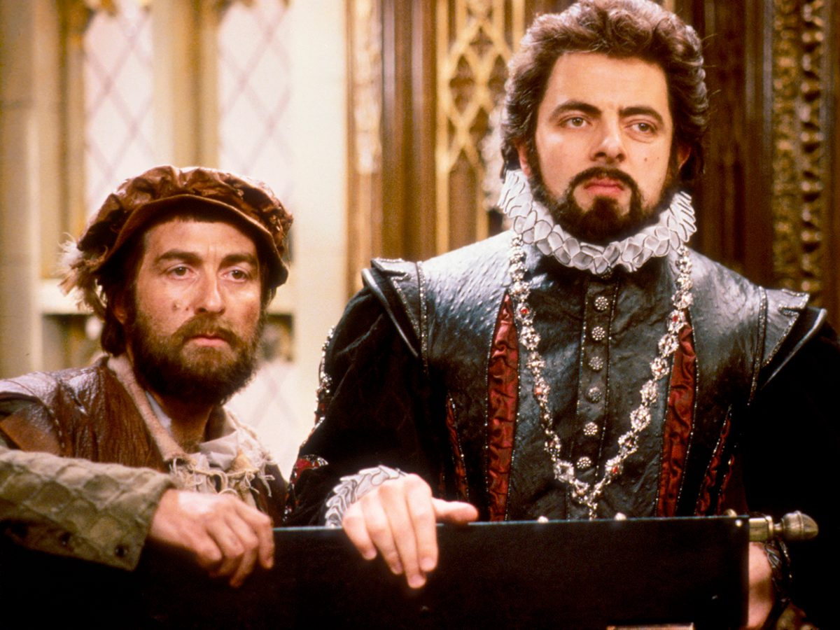 Blackadder on BritBox