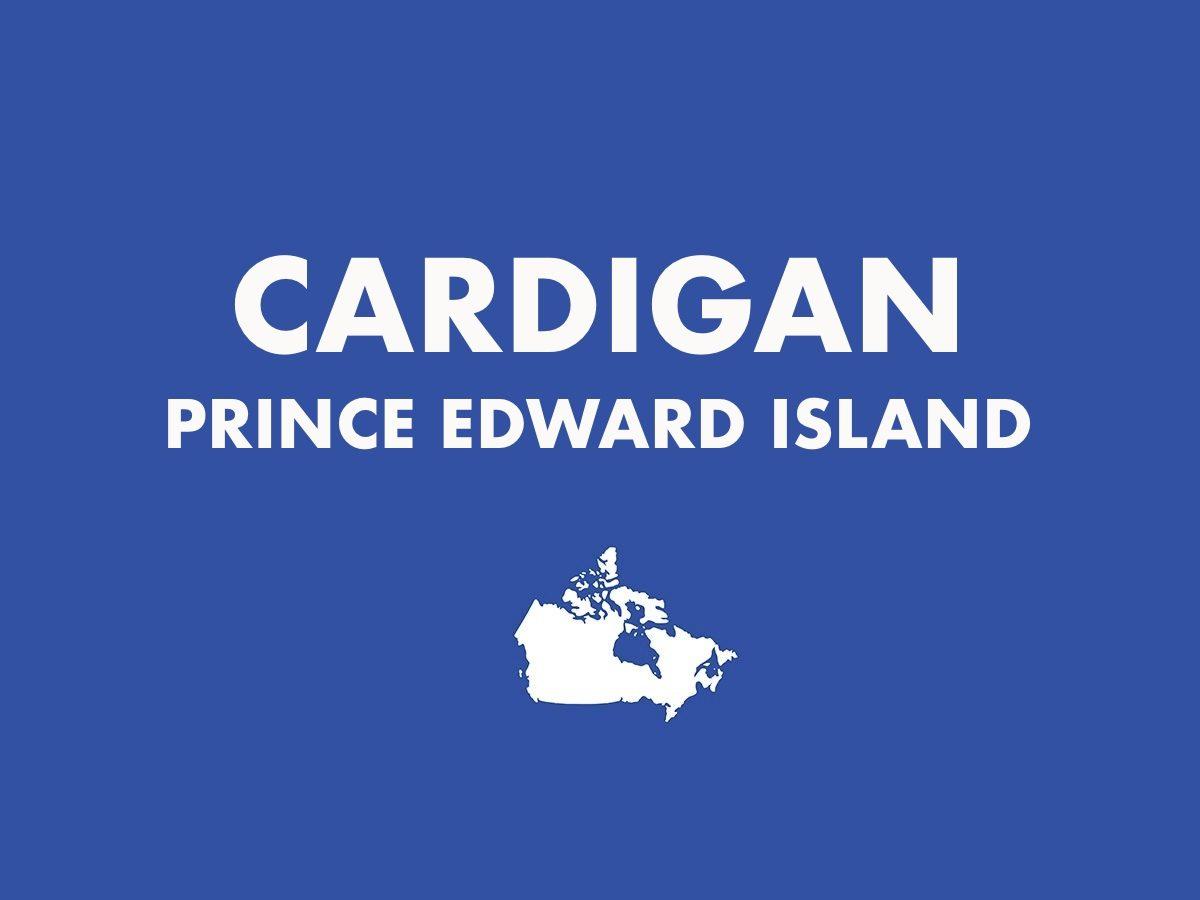 Cardigan, Prince Edward Island