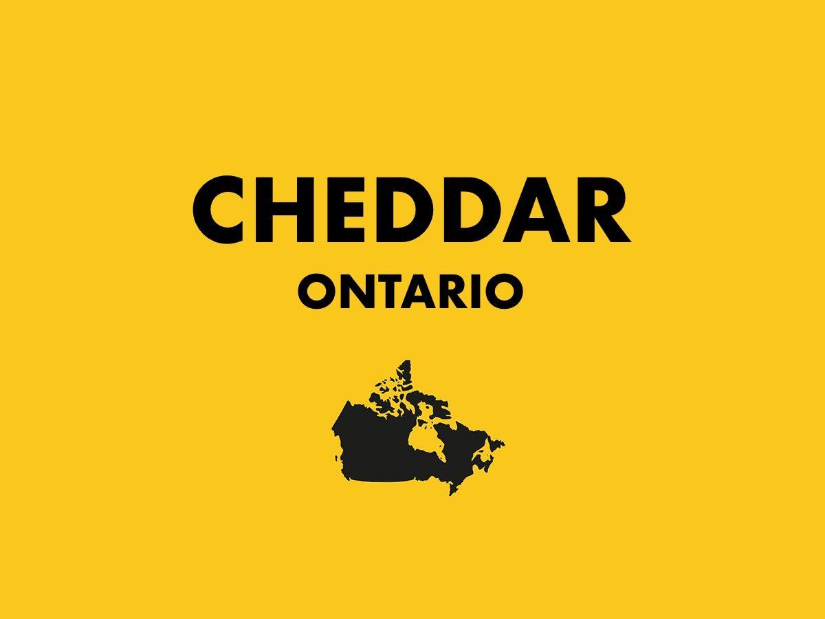Cheddar, Ontario