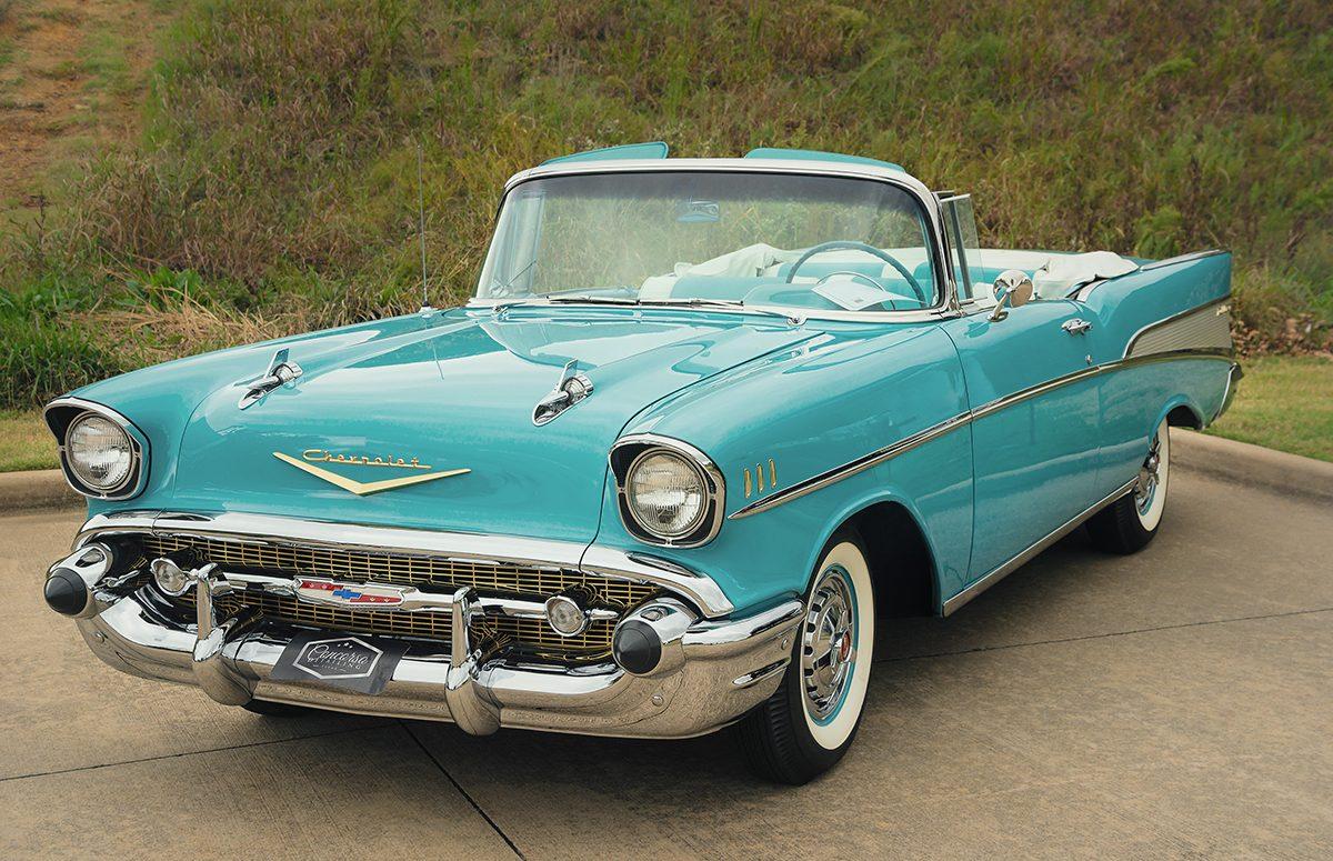 Classic car parts - Chevrolet Bel Air