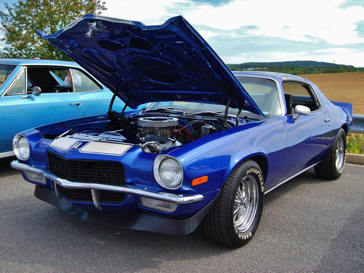Classic car parts - 1979 Chevy Camaro