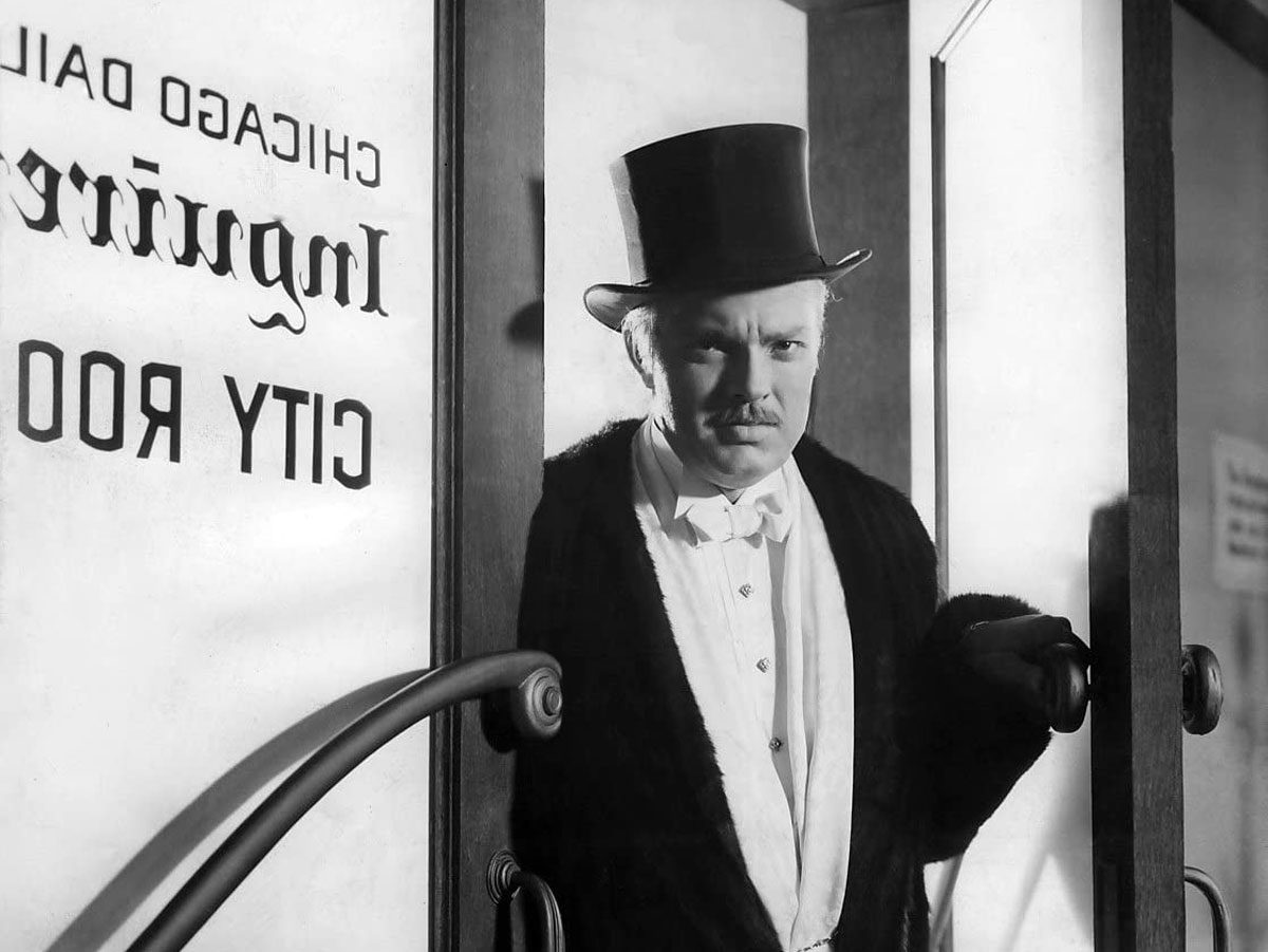 Classic movies on Netflix - Citizen Kane