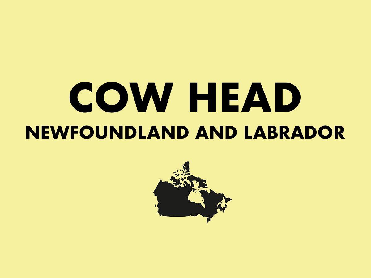 Cow Head, Newfoundland and Labrador
