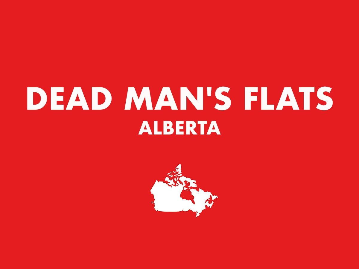 Dead Man's Flats, Alberta