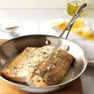 Oven-Roasted Salmon