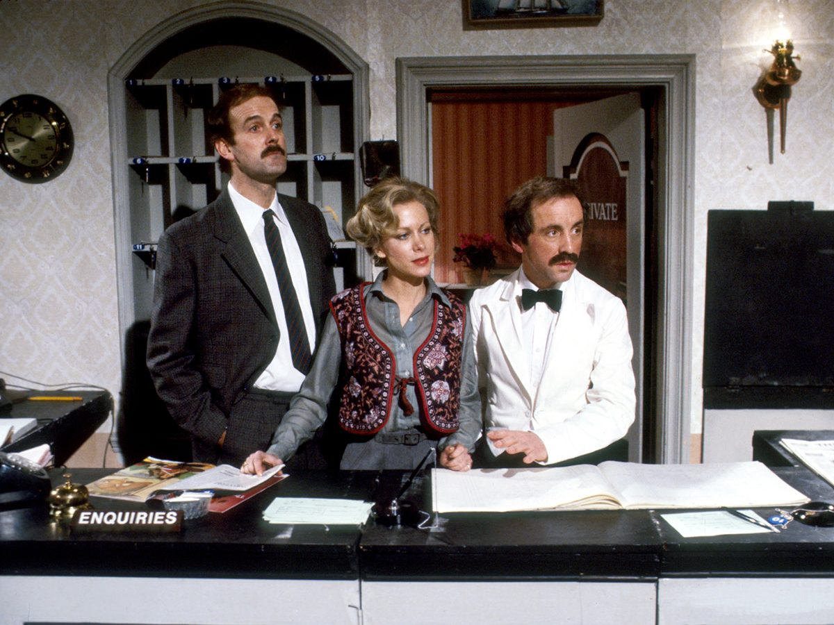 Fawlty Towers on BritBox