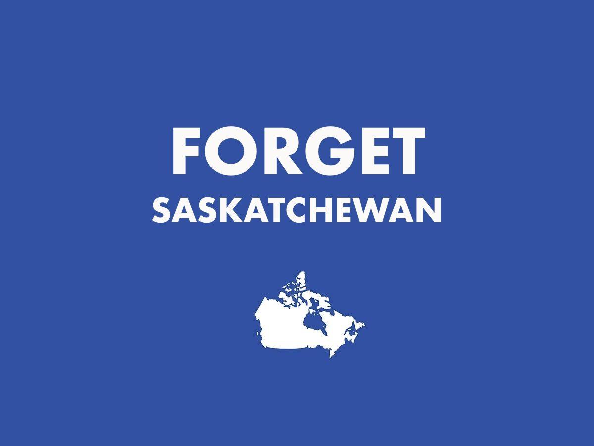Forget, Saskatchewan