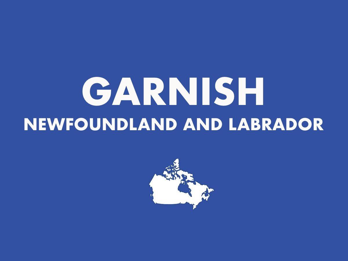 Garnish, Newfoundland and Labrador
