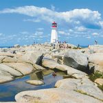 A Love Letter to the Peggy's Point Lighthouse