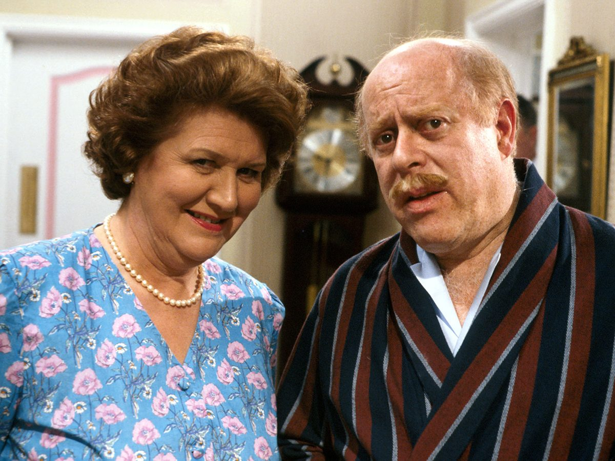 Keeping Up Appearances on BritBox