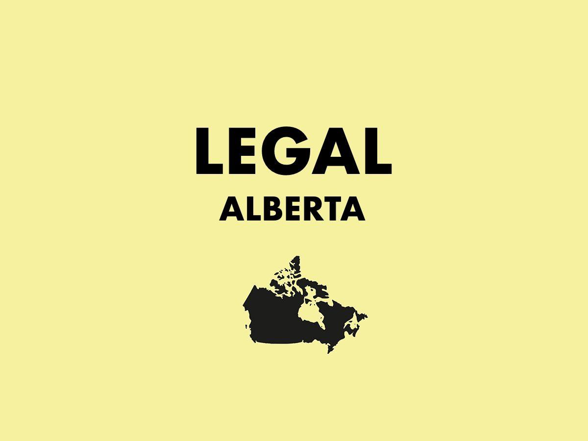 Legal, Alberta
