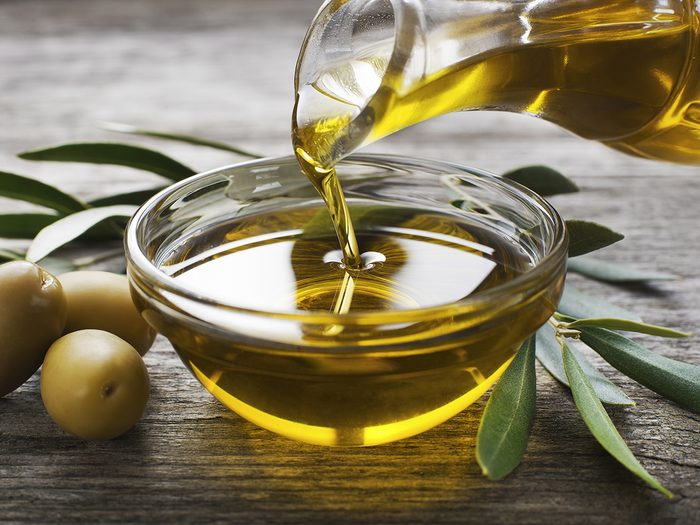 Pantry essentials - extra virgin olive oil