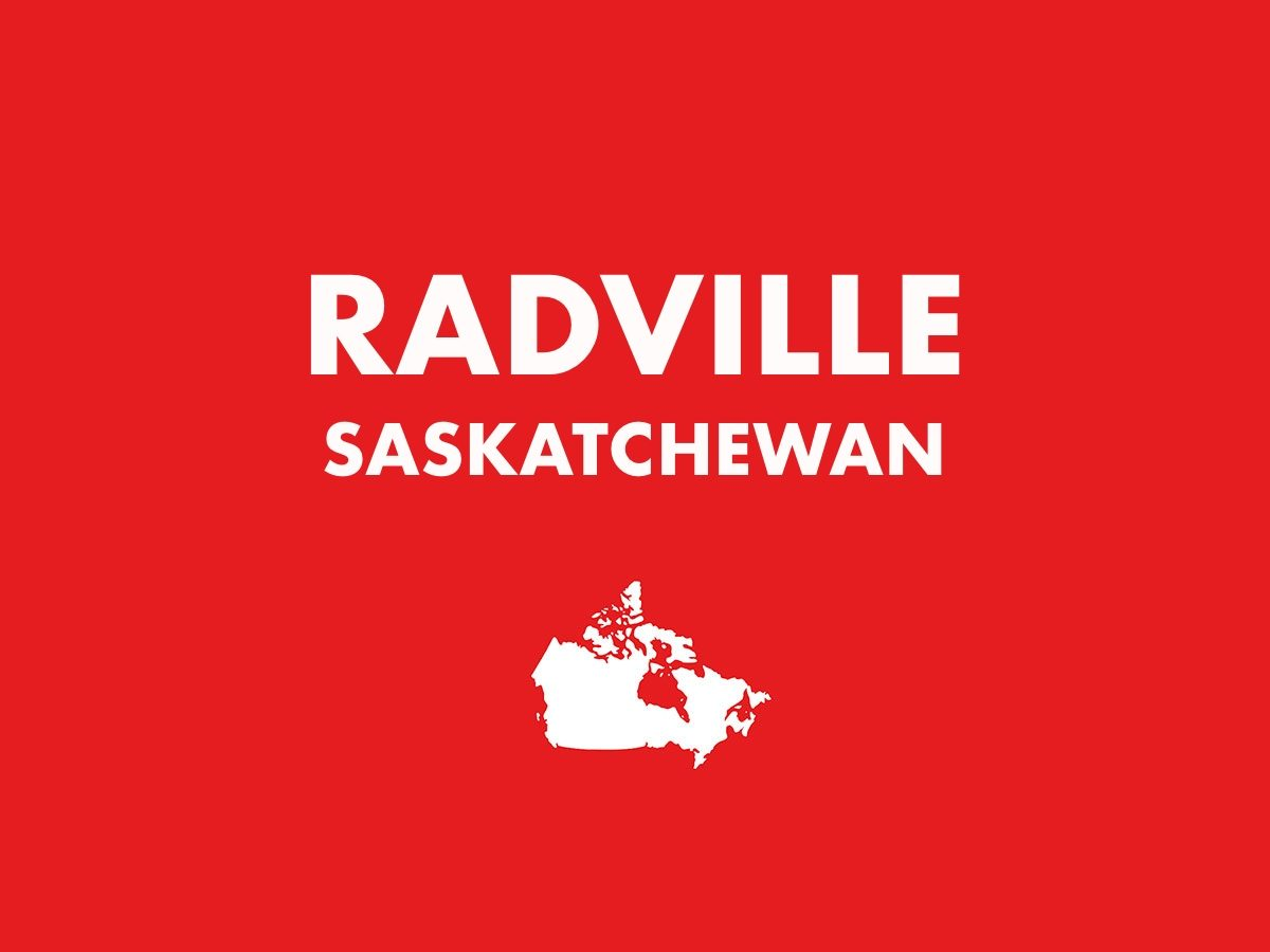 Radville, Saskatchewan