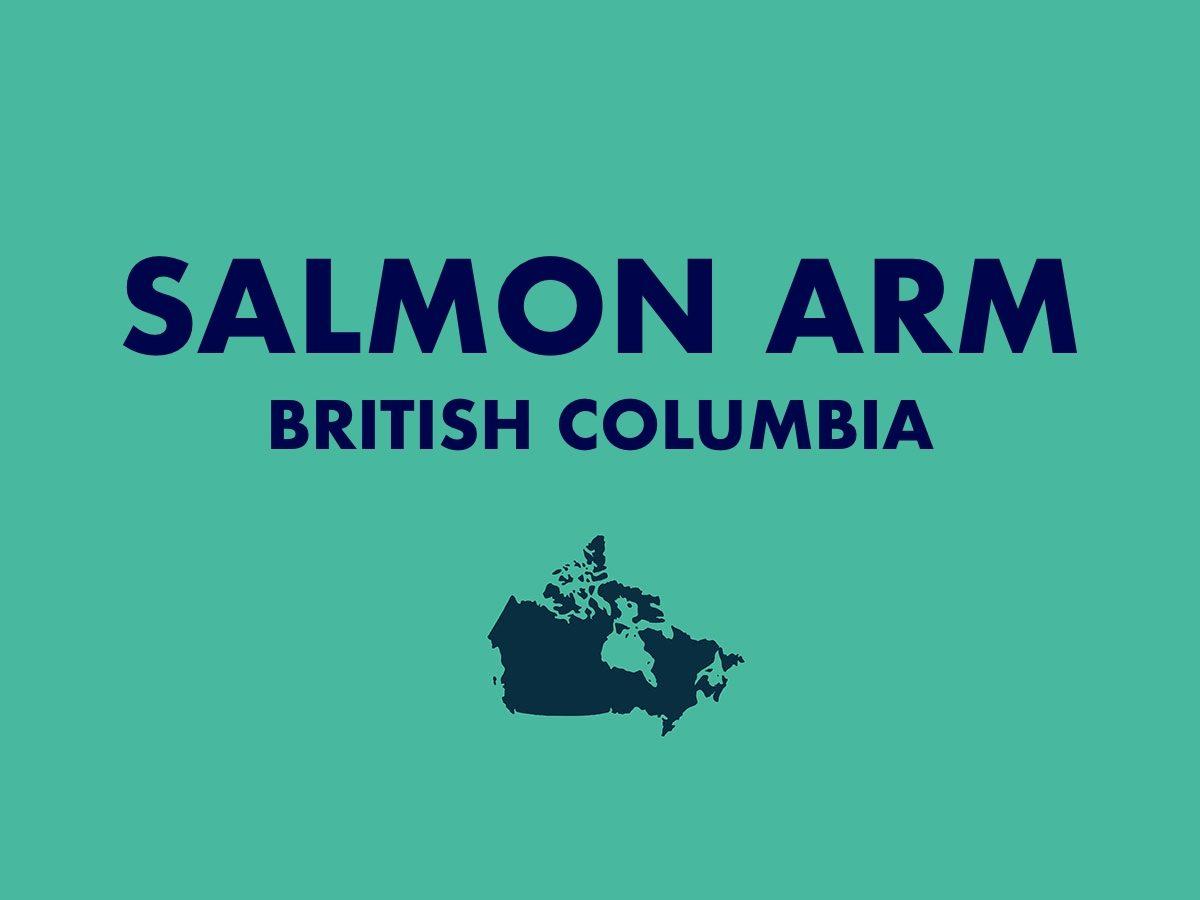 Salmon Arm, British Columbia