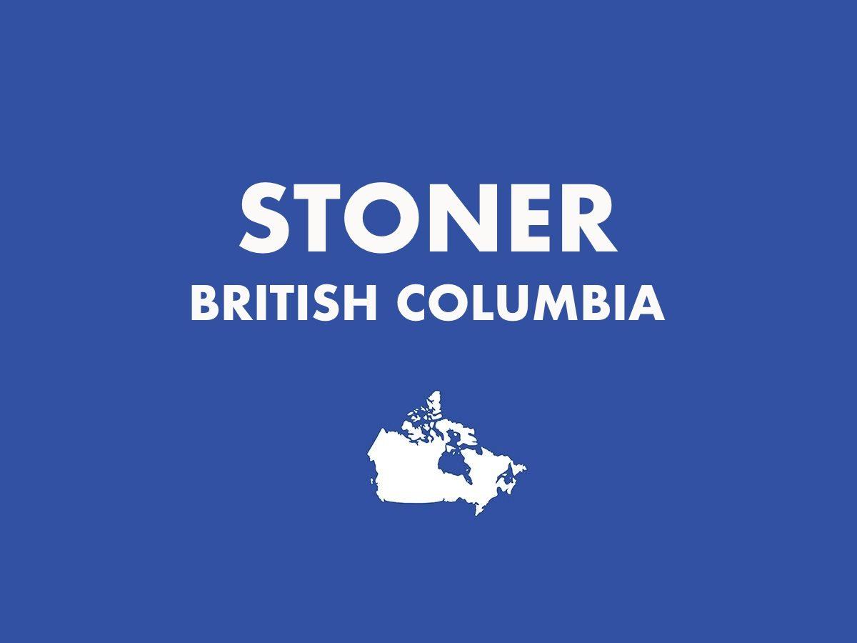 Stoner, British Columbia