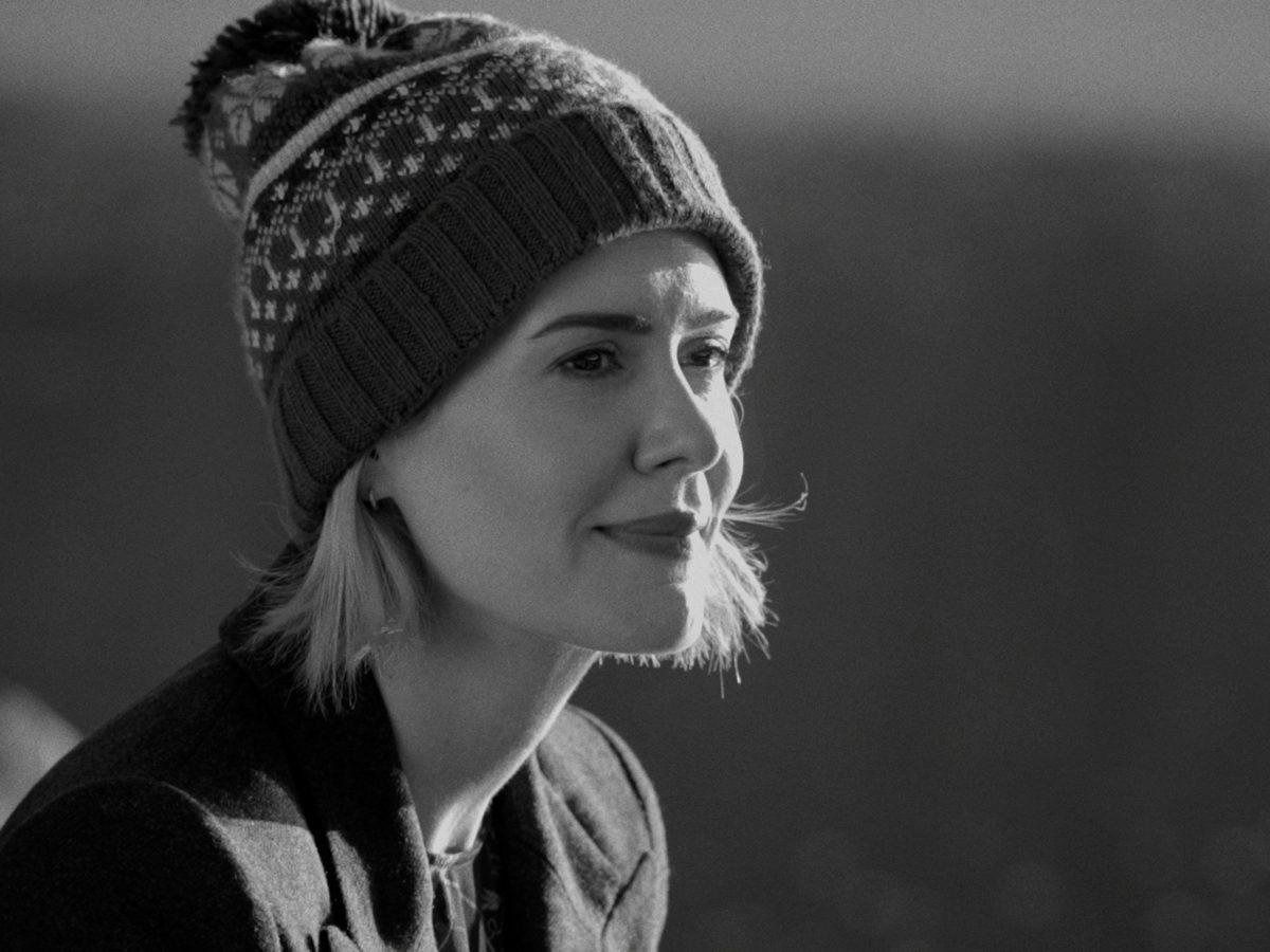 "Sarah Paulson in ""Blue Jay"" on Netflix Canada"