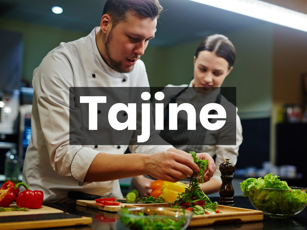 Cooking terms - Tajine