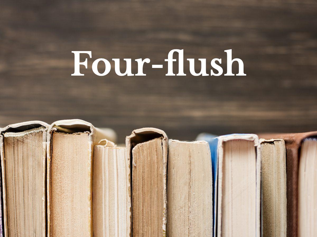 Four-flush